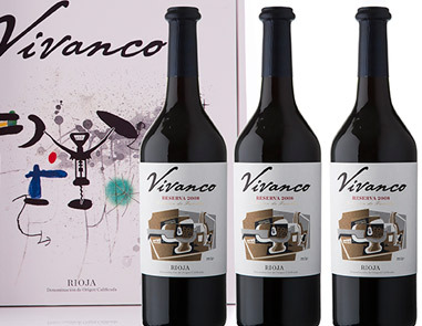 Vivanco, Reserva (3 botellas), 2011