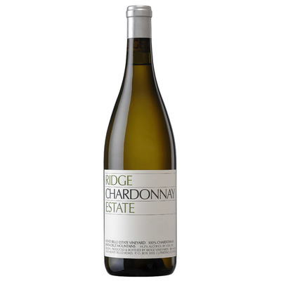 Ridge Vineyard, Chardonnay, 2014