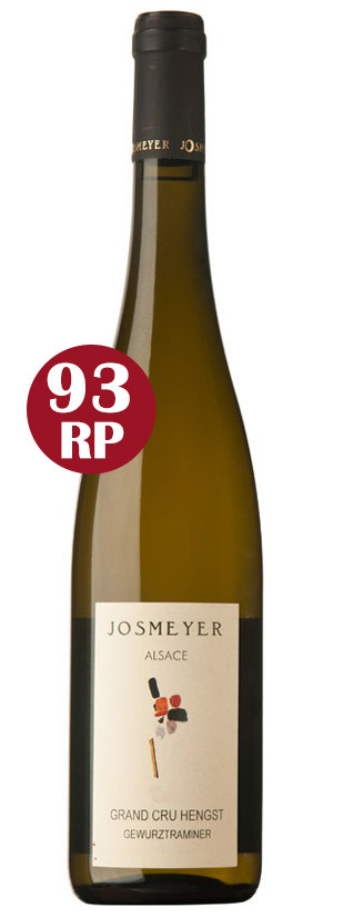 Domaine Josmeyer, Gewürztraminer Hengst Grand Cru, 2010