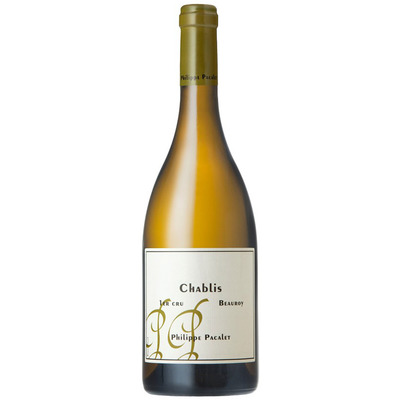 Philippe Pacalet, Chablis Beauroy, 2015