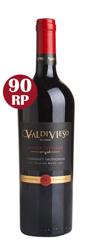 Valdivieso, Single Vineyard Cabernet Franc, 2013
