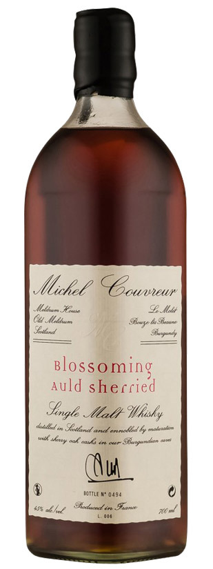 Michel Couvreur, Blossoming Auld Sherried