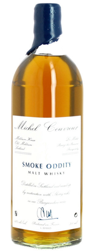 Michel Couvreur, Smoke Oddity