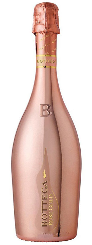 Bottega, Spumante Rosé Gold