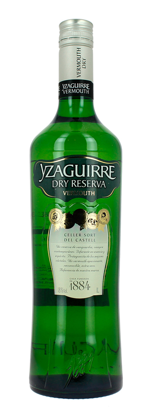 Yzaguirre, Dry Reserva