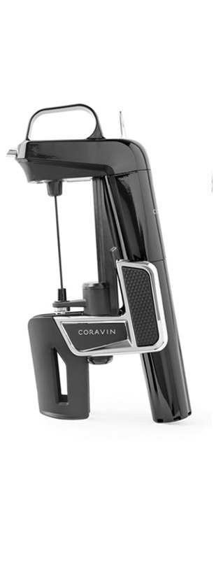 Coravin, Model Two Elite Noir Piano + 2 Cápsulas