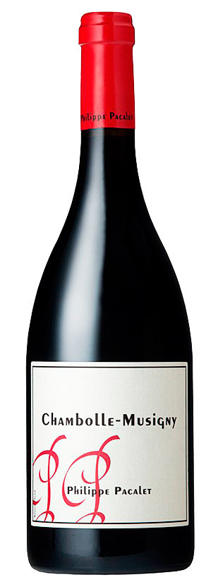 Philippe Pacalet, Chambolle Musigny, 2015