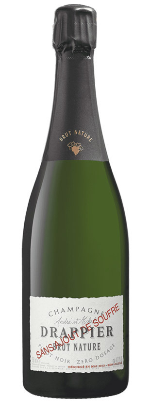 Drappier, Brut Nature Sin Sulfitos Magnum