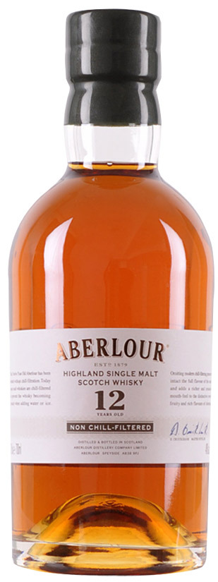 Aberlour, 12 Años Un-chilfiltered