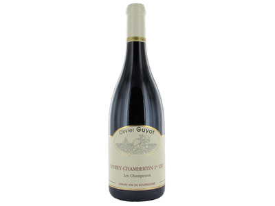 Domaine Olivier Guyot, Gevrey Chambertin 1º Cru Les Champeaux Lingons d'Or, 2015