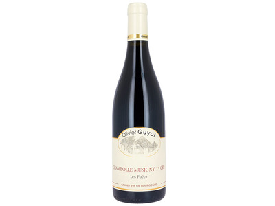 Domaine Olivier Guyot, Chambolle Musigny 1º Cru Les Fuées, 2015