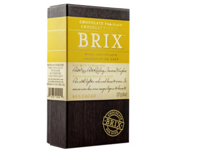 Chocolate Brix, Milk 8 Oz