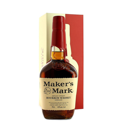 Maker's Mark, Bourbon Whisky