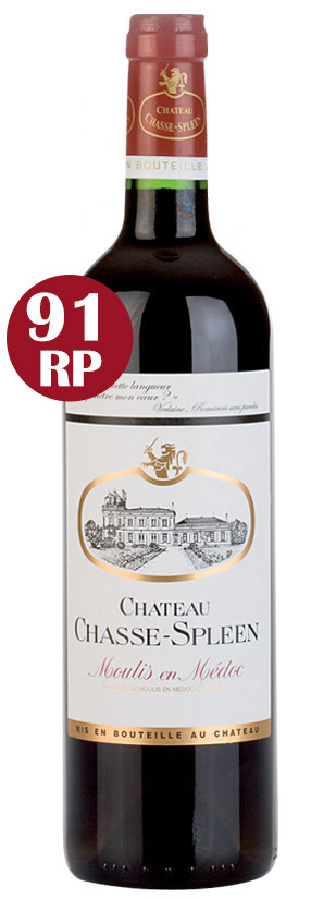Château Chasse-Spleen, 2014