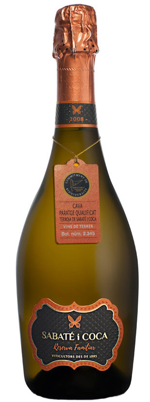 Sabate i Coca, Reserva Familiar Brut Nature, 2010