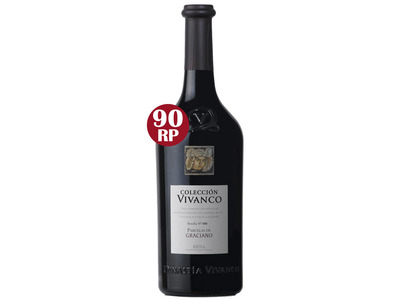 Vivanco, Parcelas de Graciano, 2015