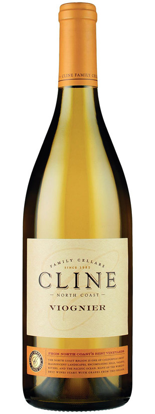 Cline Cellars, Viognier, 2016
