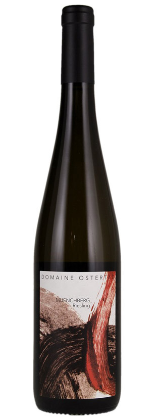 Domaine Ostertag, Muenchberg Riesling, 2016