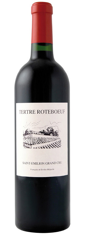Château Tertre Roteboeuf, 2012