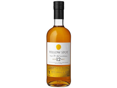 Midleton Distillery, Irish Yellow Spot 12 años