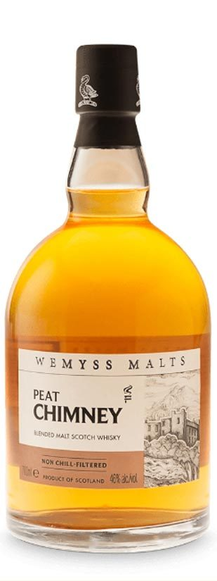 Wemyss Malts, Whisky Islay Peat Chimney
