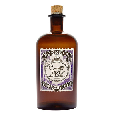 Black Forest Distillers, Monkey 47 0,50L