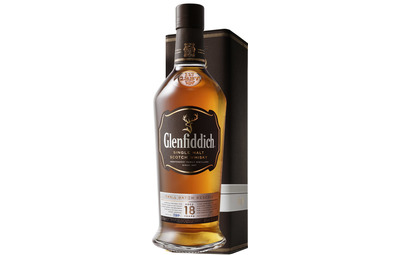 Glenfiddich, 18 Años Single Malt