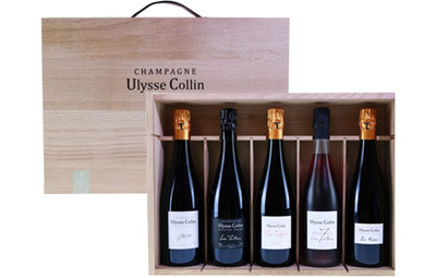 Ulysse Collin, Collection Quintet (5 botellas)