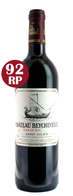 Château Beychevelle, 2014