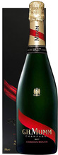 G.H Mumm, Cordon Rouge + Gift Box Christmas