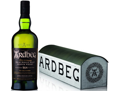 Ardbeg, 10 Yeard Old Edición Especial