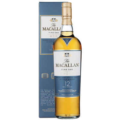 The Macallan, Fine Oak 12 años