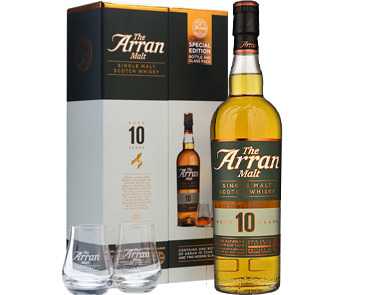 Isle of Arran Distillers, Whisky 10 años