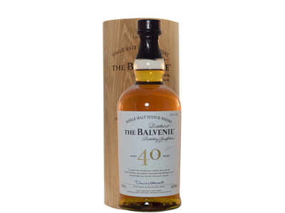 The Balvenie, 40 Years Old