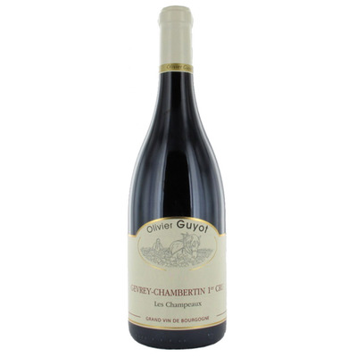 Domaine Olivier Guyot, Gevrey Chambertin 1º Cru Les Champeaux Lingons d'Or, 2017