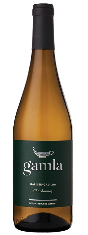 Golan Heights, Gamla Chardonnay Kosher, 2017