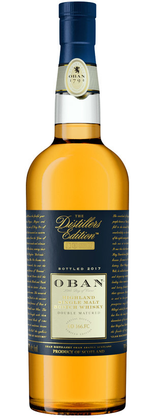 Oban, Distillers Edition 15 Años