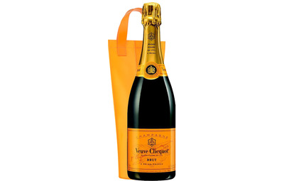 Veuve Clicquot, Yellow Label Shopping Bag