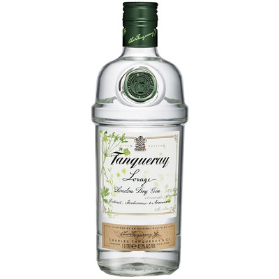 Tanqueray, Lovage