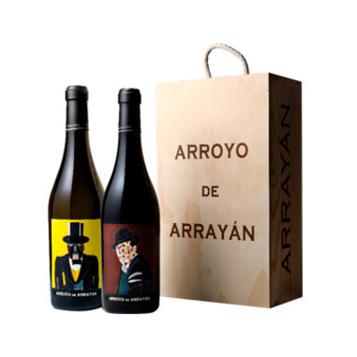 Bodegas Arrayán, Arroyo de Arrayán 2 botellas