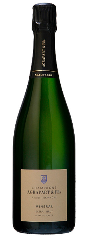 Agrapart & Fils, Mineral Extra Brut, 2013
