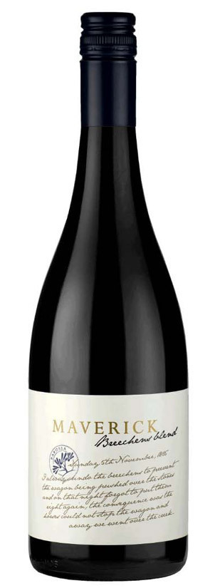 Maverick, Breechens Shiraz, 2016