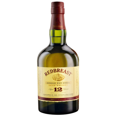 Midleton Distillery, Redbreast Single Pot Still 12 Años