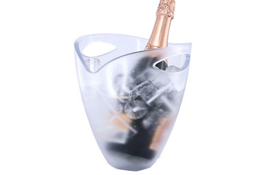 Pulltex, Cubitera Ice Bucket Transparente