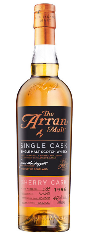 The Arran, Sherry Hogshead, 1996