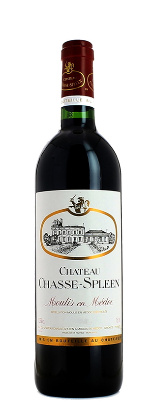 Château Chasse-Spleen, 2012