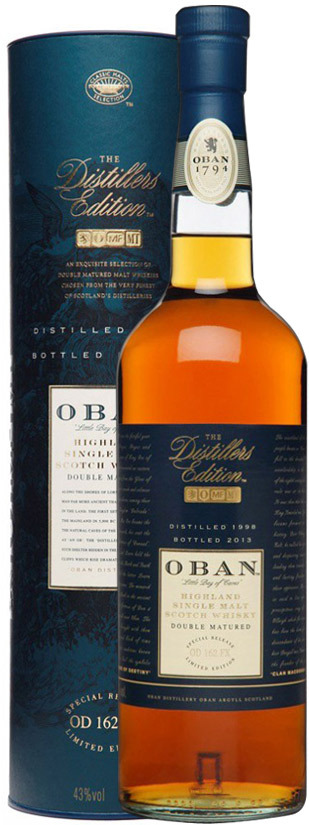 Oban, Distillers Edition 13 Años