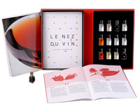Jean Lenoir, La Nariz del Vino 12 Aromas Tintos