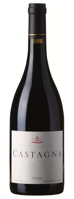 Castagna, Adam's Rib The Red, 2008