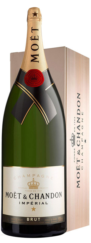 Moët & Chandon, Brut Impérial Mathusalem (6 L)